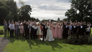 Rathsallagh Wedding Friends and Family