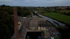 Millhouse Drone Shot